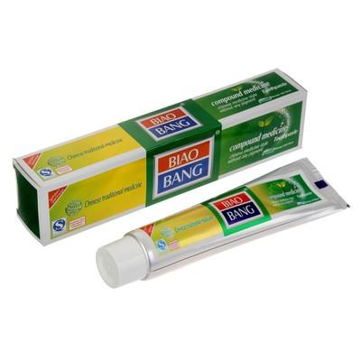 Зубная паста Biao Bang Здоровые десны и зубы,110 г.