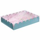 Коробка подарочная с PVC-крышкой «Прекрасные мечты», 30 × 40 × 8 см