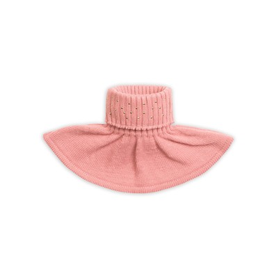 Шарф для девочки, размер ONE SIZE, цвет розовый