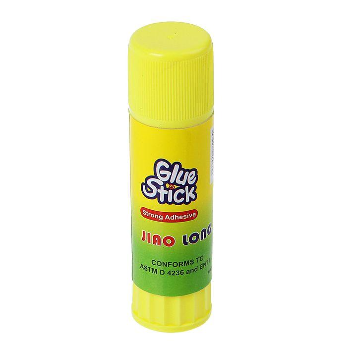 Клей-карандаш 36гр (желтый корп)