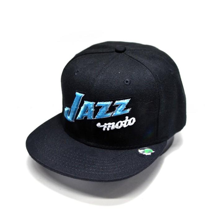Кепка JAZZmoto black