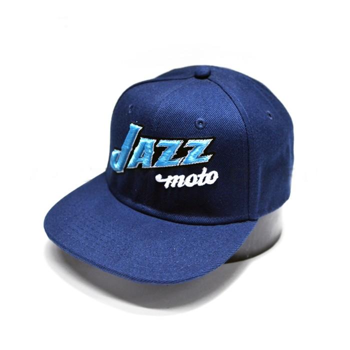 Кепка JAZZmoto blue