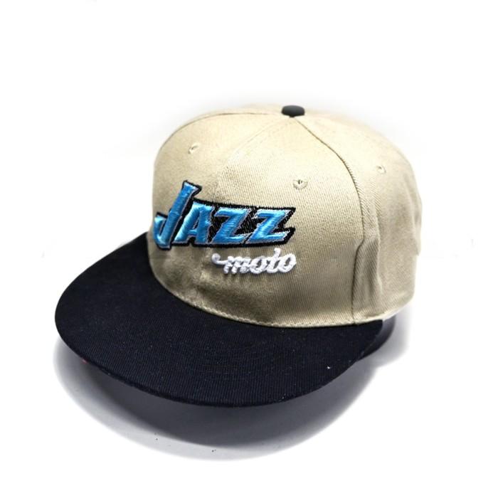 Кепка JAZZmoto light brown/black