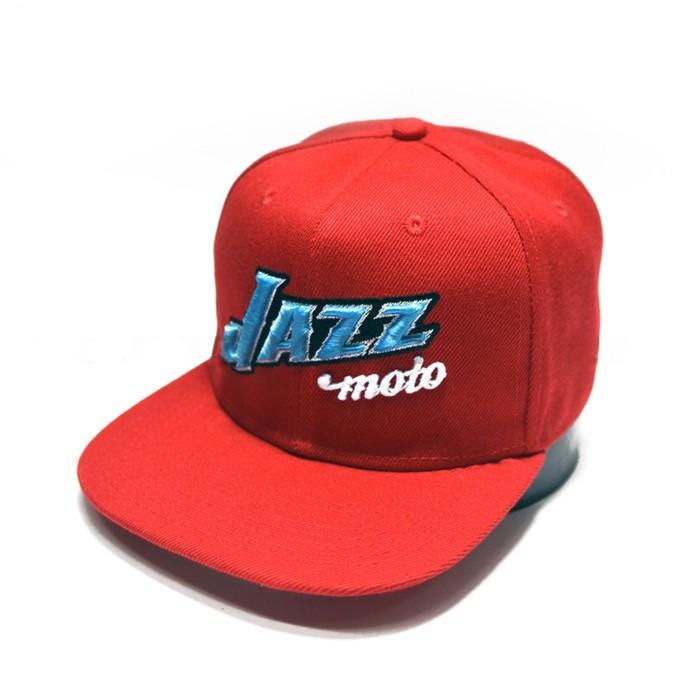 Кепка JAZZmoto red