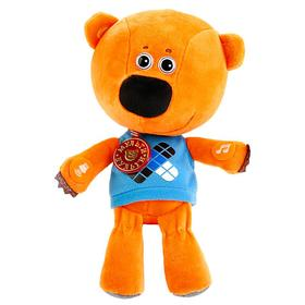 Мягкая музыкальная игрушка «Ми-ми-мишки. Медвежонок Кеша», 25 см