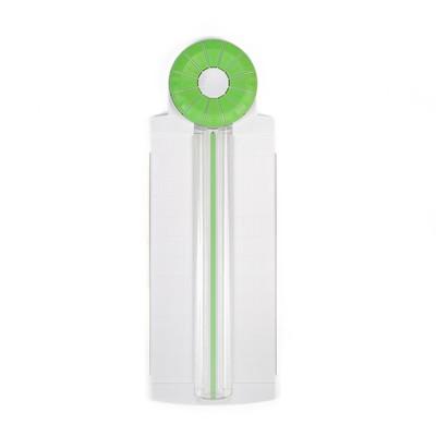 Роликовый резак для бумаги, А4, до 3 листов, безопасное лезвие, широкоформатный, 12 насадок