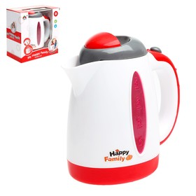 """Home appliances """"Kettle"""", light and sound effects"""