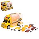 Набор инструментов «Аварийная служба», 13 предметов, световые и звуковые эффекты - фото 105577227