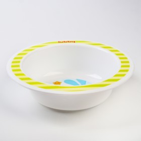 Тарелка детская глубокая «Малышарики», 200 мл, от 4 мес., цвета МИКС