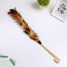 Щётка для удаления пыли Доляна «Перья», 60 см