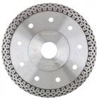 Диск алмазный Gross 73056, ф180х22,2мм, тонкий, сплошной (Jaguar), мокрое резание
