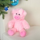 "Soft toy ""pig furry little body"""
