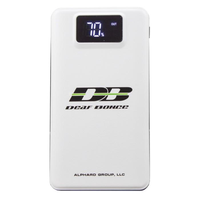Внешний аккумулятор Power bank DB-100, 10000 м/Ач