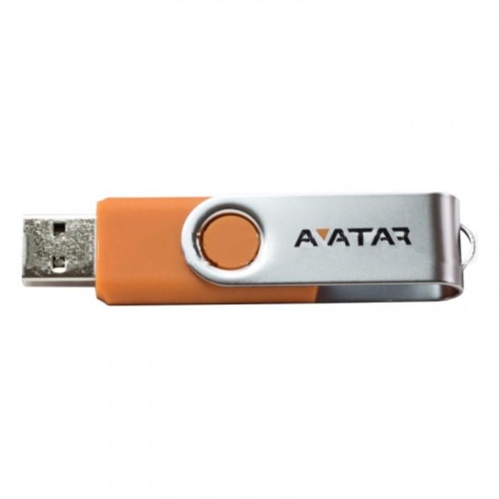 Флешка AVATAR, 16 Gb, USB 2.0