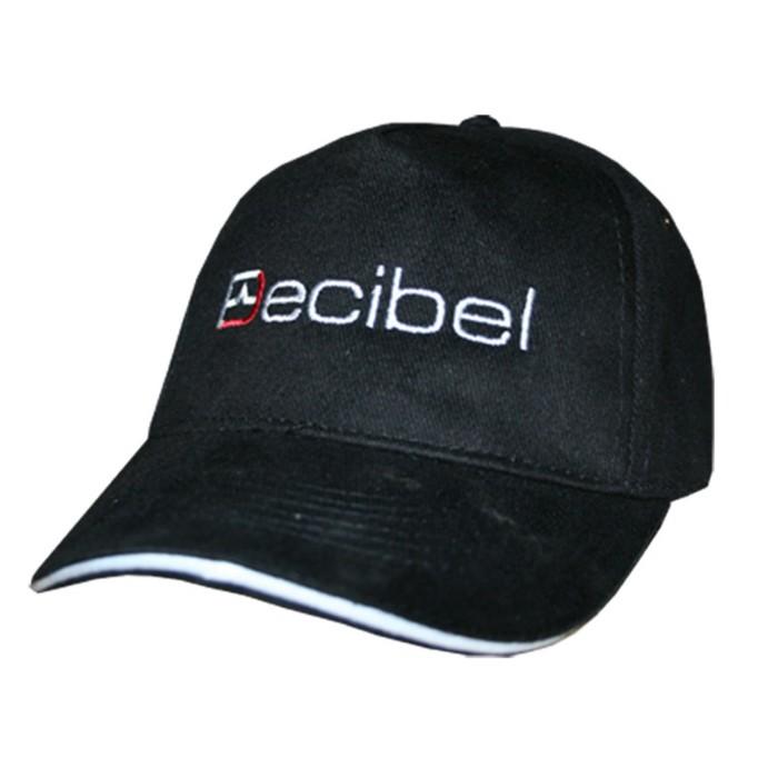 Бейсболка Decibel
