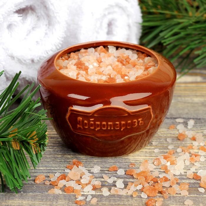 """Испаритель с гималайской солью """"Добропаровъ"""" с маслом сосны"""