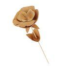 Роза 6х6х30 см береста