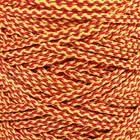 Меланж жёлто-красный