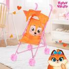 """Stroller-cane """"Fox"""" ears, plastic frame"""