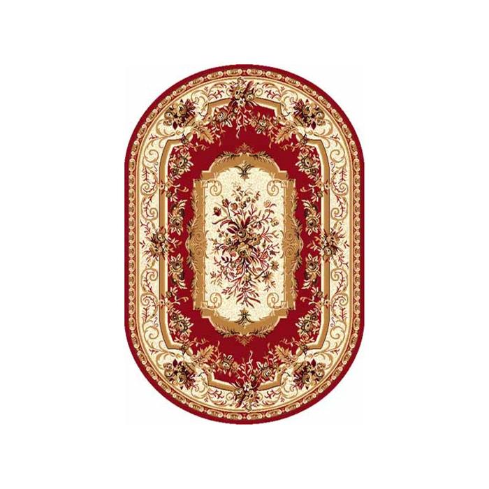 Ковёр овальный Laguna 5439, размер 150 х 190 см, цвет red - фото 7929137