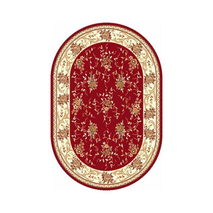 Ковёр овальный Laguna 5455, размер 100 х 200 см, цвет red - фото 7929138