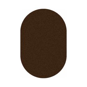 Овальный ковёр Shaggy ultra s600, 150 х 230 см, цвет brown