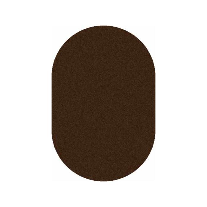 Ковёр овальный Shaggy ultra s600, размер 200 х 300 см, цвет brown - фото 7929147