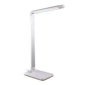 Светильник настольный Старт СТ60 LED 8Вт серебряный