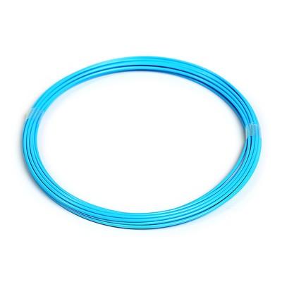 Пластик ABS, для 3Д ручки, длина 5 м, голубой