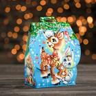 """Подарочная коробка """"Друзья"""", сборная, 12 х 8,5 х 17,5 см - фото 192428792"""
