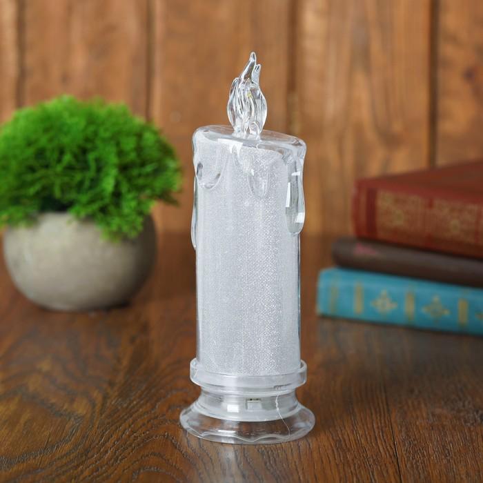 Свеча светодиодная «Романтик», переливается разными цветами
