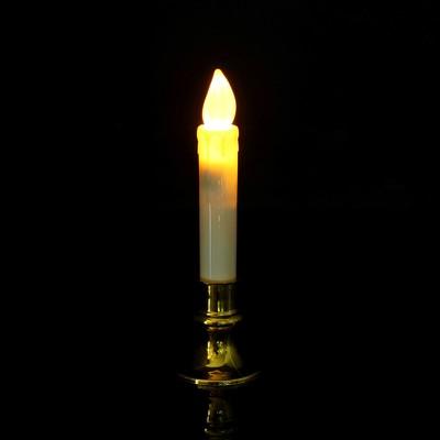 """Свеча светодиодная """"Вдохновение"""", цвет белый"""