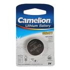 Батарейка литиевая Camelion CR2477-1BL (CR2477-BP1), 3В, блистер, 1 шт.