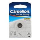 Батарейка литиевая Camelion CR1225-1BL (CR1225-BP1), 3V, блистер, 1 шт.