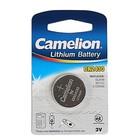 Батарейка литиевая Camelion CR2430-1BL (CR2430-BP1), 3V, блистер, 1 шт.