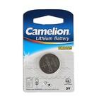 Батарейка литиевая Camelion CR2325-1BL (CR2325-BP1), 3V, блистер, 1 шт.