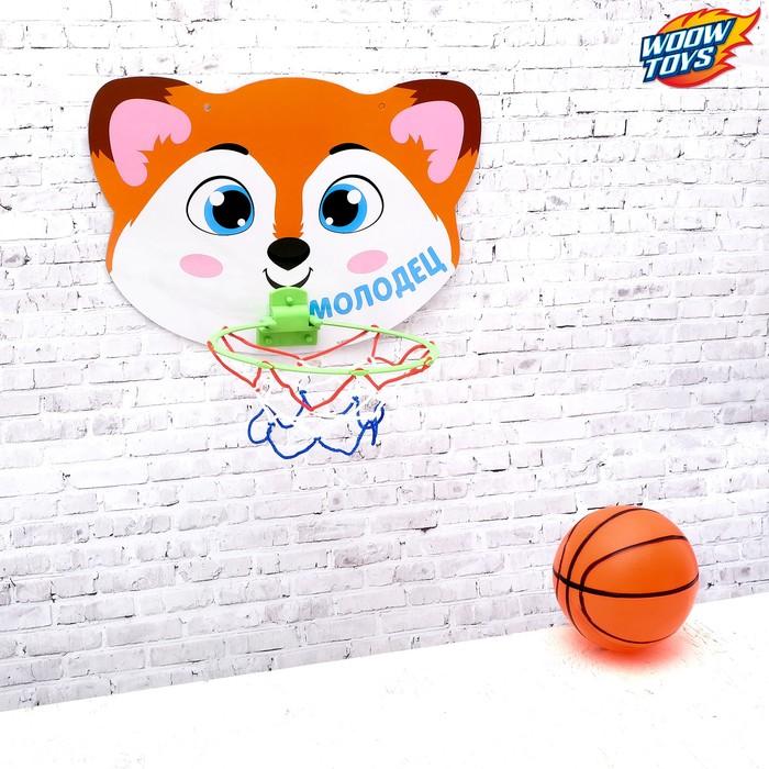 Игра баскетбол «Лисёнок»