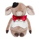 Мягкая игрушка «Свин Жорж Свинтон», 28 см