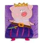 Мягкая игрушка-подушка «Свин ПрЫнц», 30 х 30 см