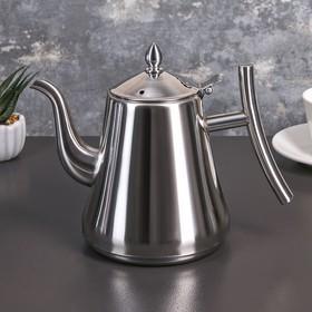 Чайник «Жуан», 1,4 л, 23×13,5×19 см, с ситом