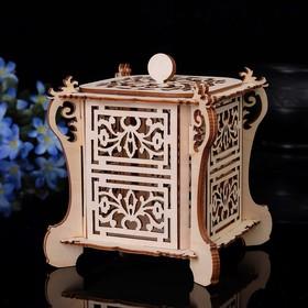 Чайный домик «Сокровища Востока» 13х16х17см