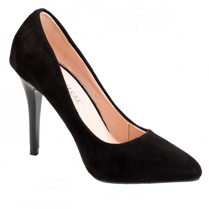 Туфли женские арт. MeA2-6 (черный) (р. 38)