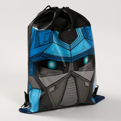 "Мешок для обуви ""Самому смелому"", 26 х 37,5 см"