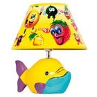 Настольная лампа Evan 40Вт E14 цветной 20x20x24см