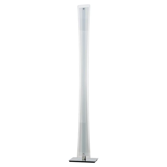 Торшер Thomas 28,8Вт LED хром 20x15x122см