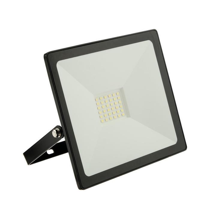 Прожектор светодиодный Smartbuy FL SMD LIGHT, 50 Вт, 6500 К, IP65,