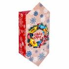 Сборная коробка‒конфета «С Новым годом», 9.3 × 14.6 × 5.3 см