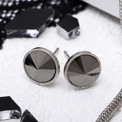 "Pusey ""Vivid classic"", color gray, silver, d=1 cm"