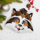 "Mask ""A Raccoon"""