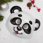 """Mask """"Panda"""""""